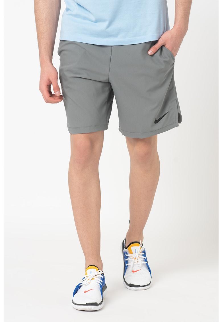 Pantaloni cu logo pentru fitness Pro Flex Vent Dri-FIT imagine fashiondays.ro 2021
