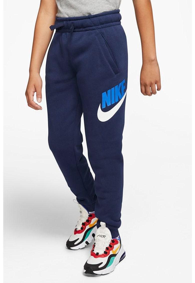 Pantaloni sport cu logo Club poza fashiondays