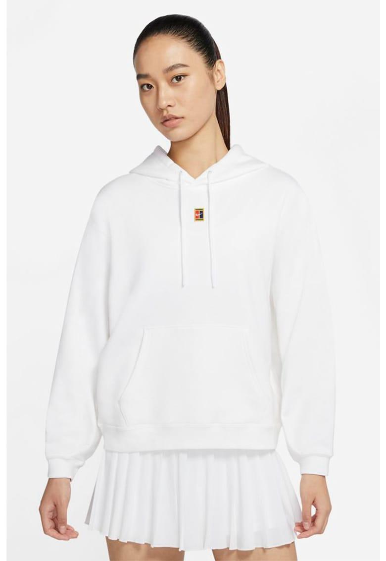 Hanorac pentru tenis Court Heritage imagine fashiondays.ro Nike
