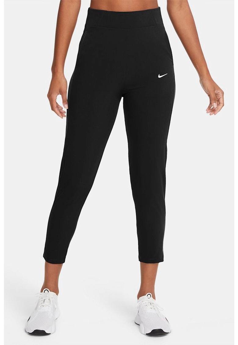 Colanti crop pentru fitness Bliss Victory imagine fashiondays.ro Nike