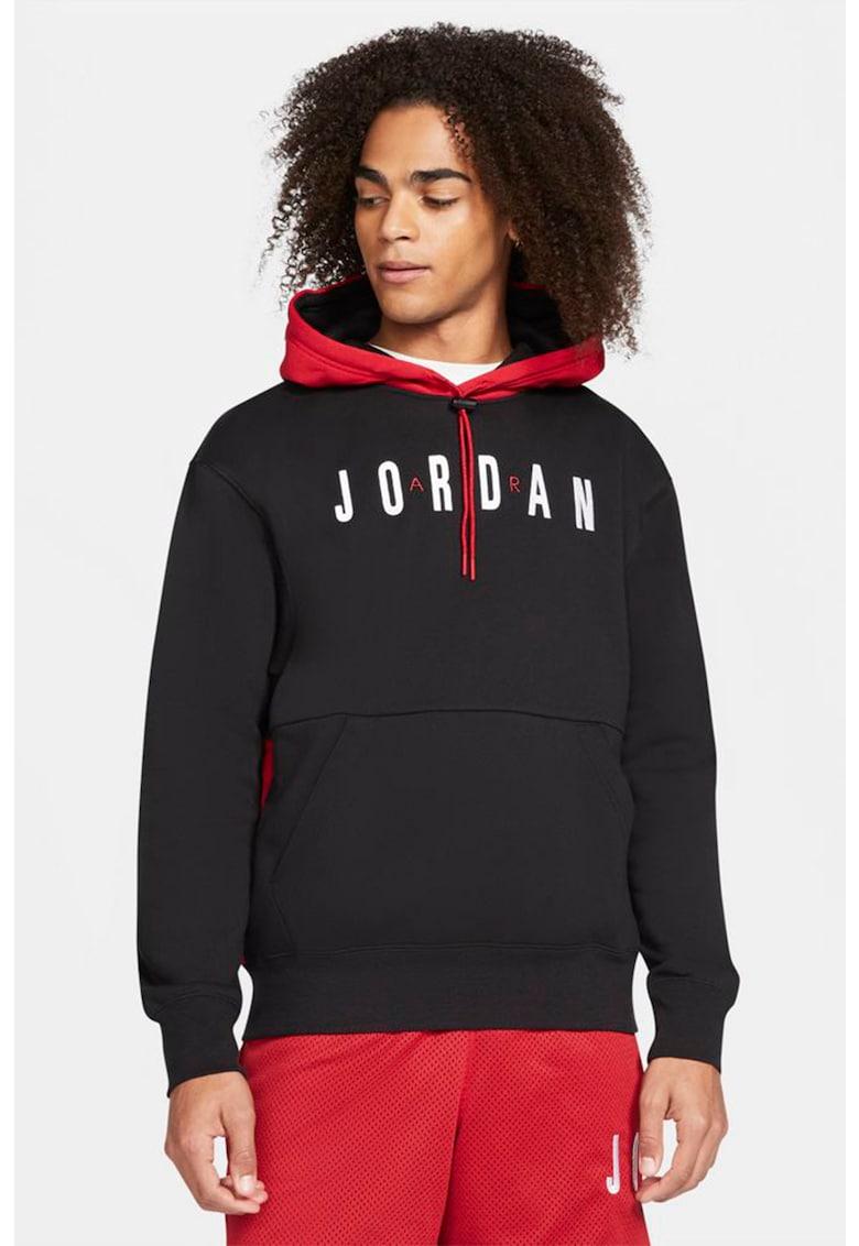 Hanorac cu model colorblock Jordan Jumpman Air