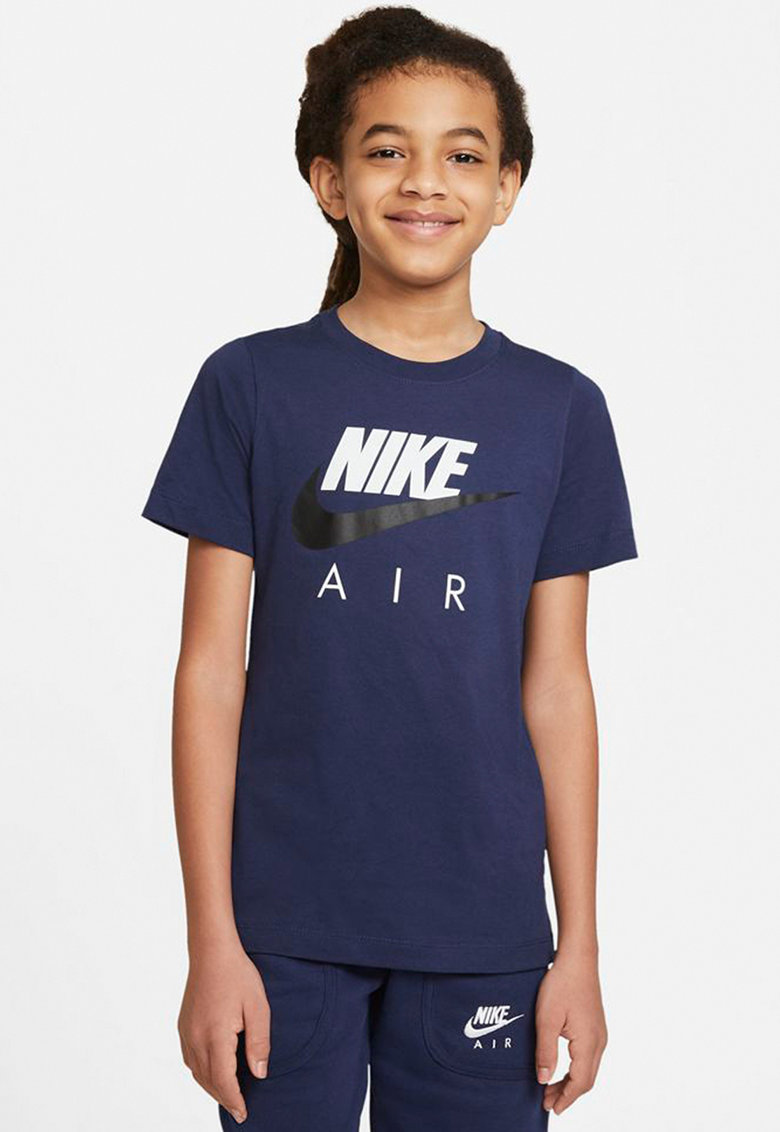 Tricou cu imprimeu logo Air imagine fashiondays.ro