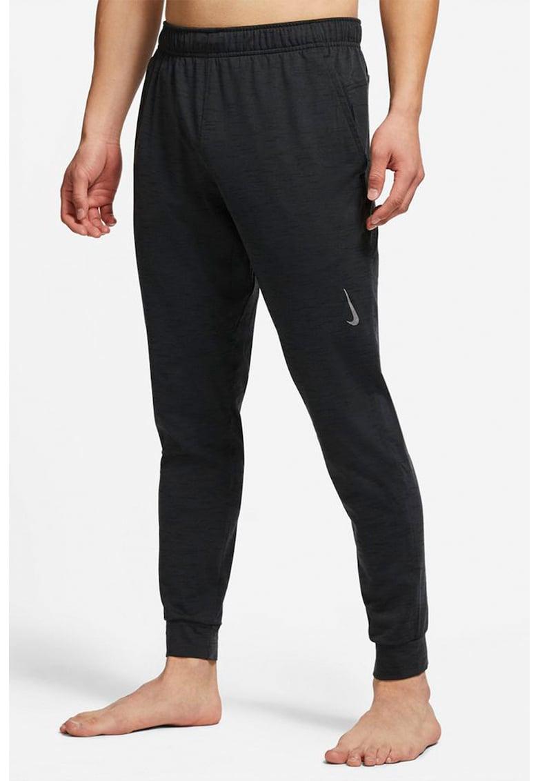 Pantaloni cu snur interior - pentru yoga Dri-Fit Nike fashiondays.ro