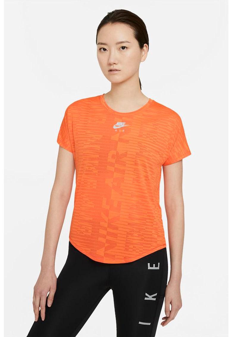 Tricou pentru alergare Air imagine fashiondays.ro Nike