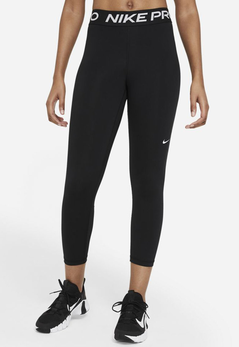 Colanti crop - pentru fitness Dri-FIT Pro 365 imagine fashiondays.ro Nike