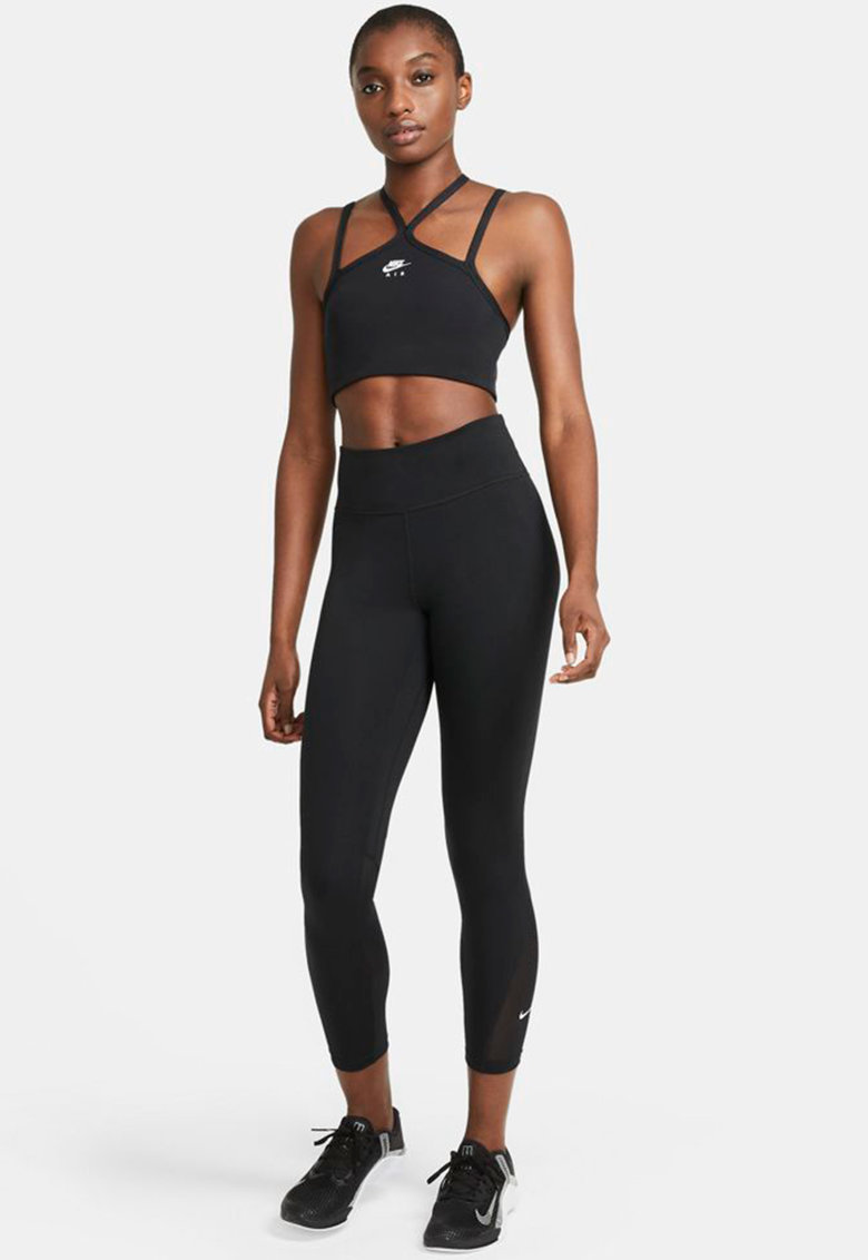 Colanti cu talie medie pentru fitness One imagine fashiondays.ro Nike