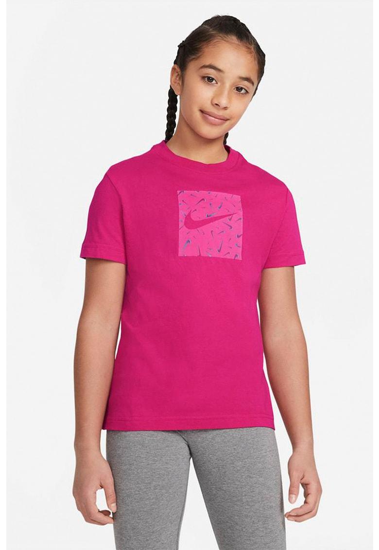 Tricou cu logo Swoosh Fetti imagine