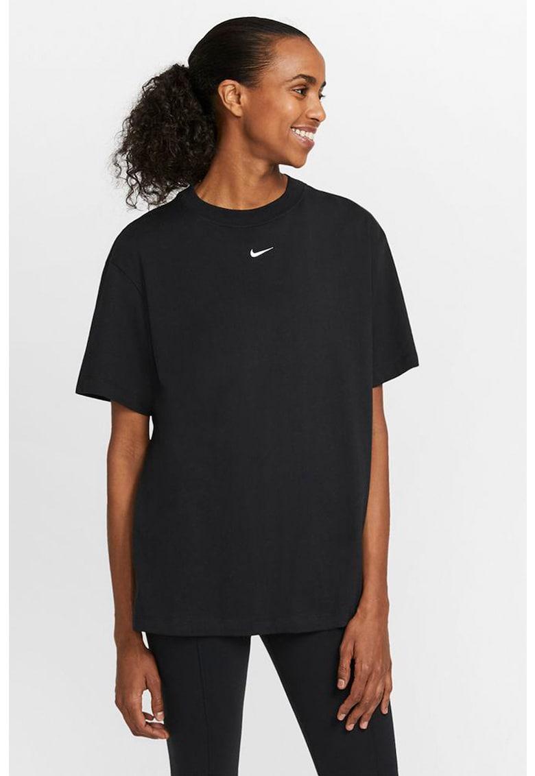 Tricou cu decolteu la baza gatului Sportswear Essential de la Nike