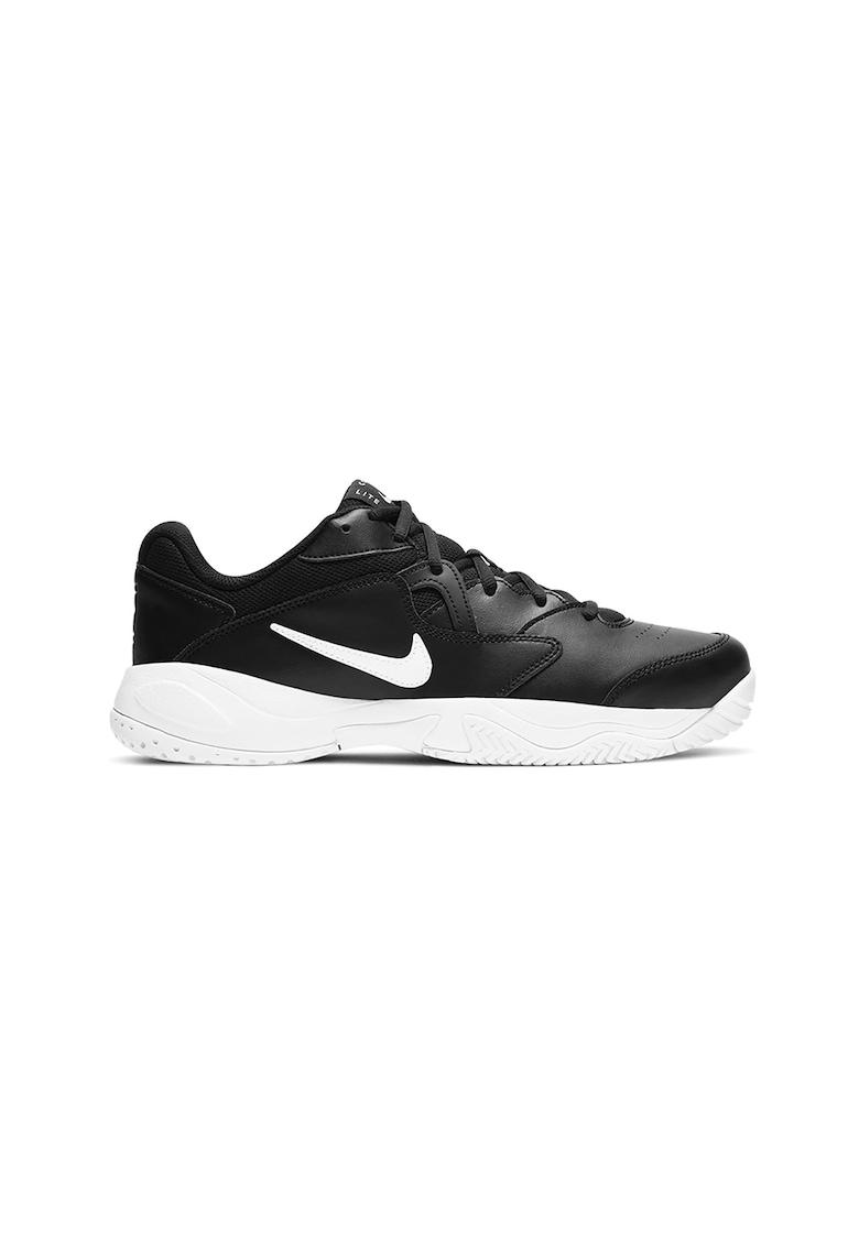 Nike Pantofi de tenis cu garnituri de piele Court Lite 2