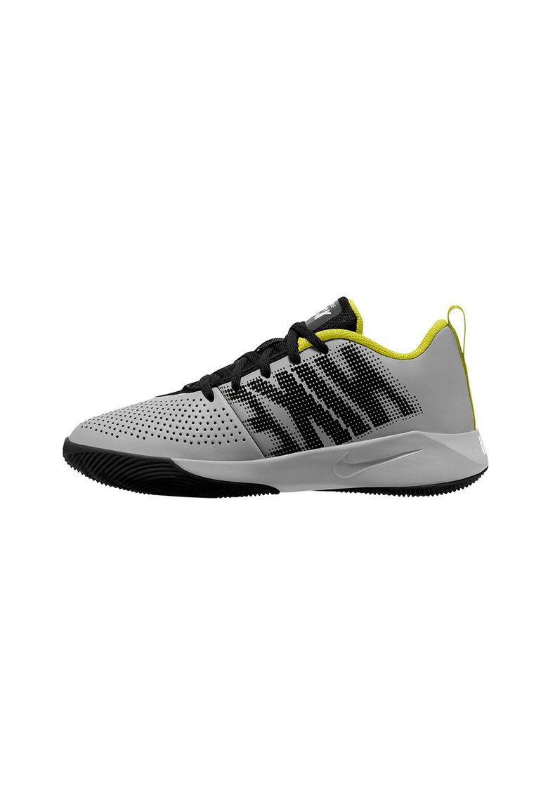 Pantofi sport cu logo Team Hustle Quick imagine promotie