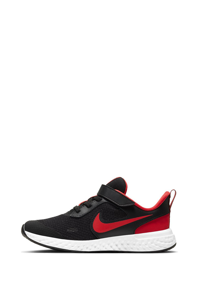 Pantofi sport texturati cu banda velcro Revolution 5 imagine