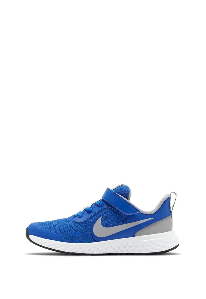 Pantofi sport texturati cu banda velcro Revolution 5 imagine promotie