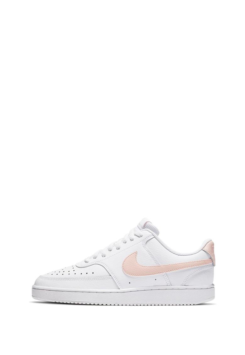 Pantofi sport de piele Court Vision