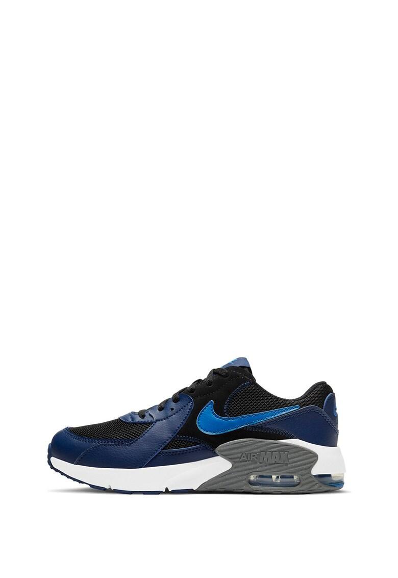 Pantofi sport de piele si material textil Air Max Excee imagine promotie