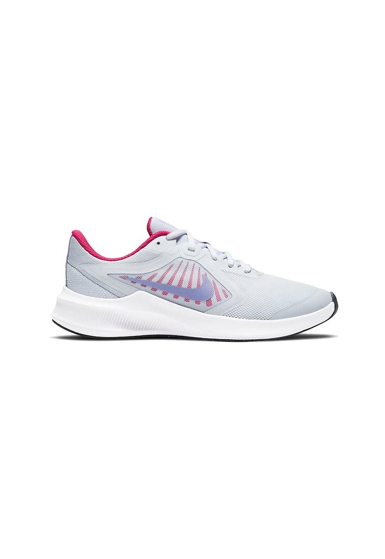 Pantofi cu detalii contrastante - pentru alergare Downshifter 10 imagine