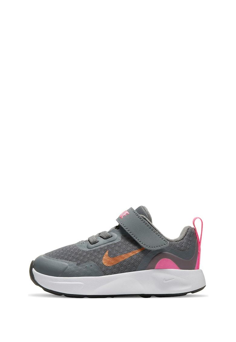Pantofi sport de plasa cu velcro WearAllDay imagine promotie
