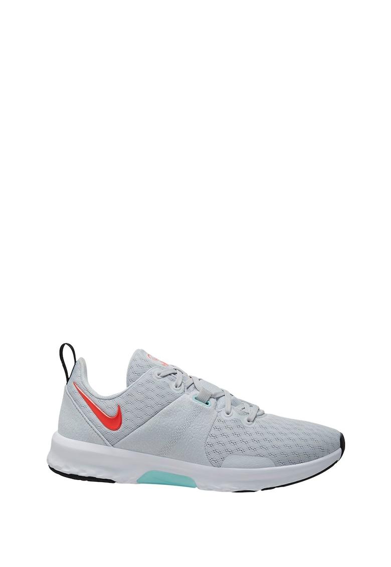 Pantofi cu insertii de plasa - pentru fitness City Trainer 3