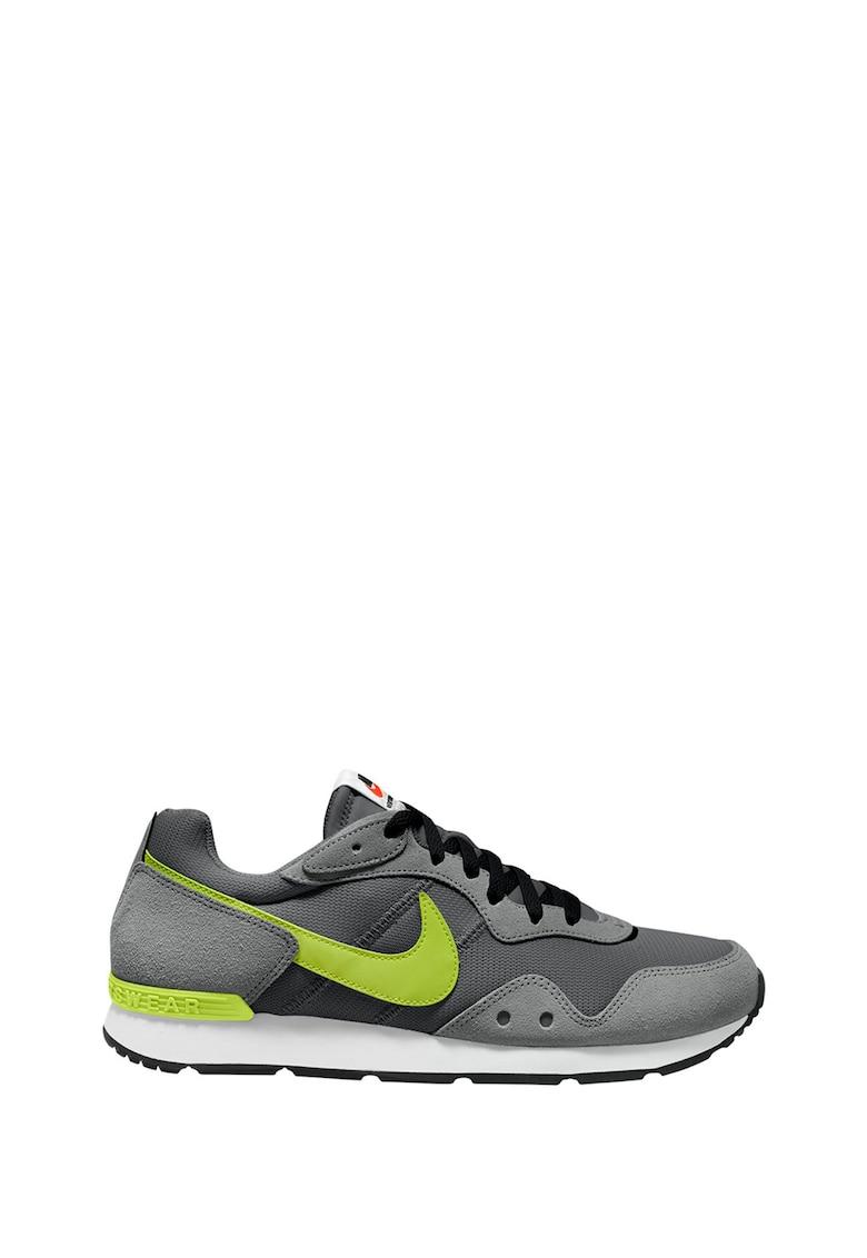Pantofi cu insertii de piele intoarsa Venture Runner
