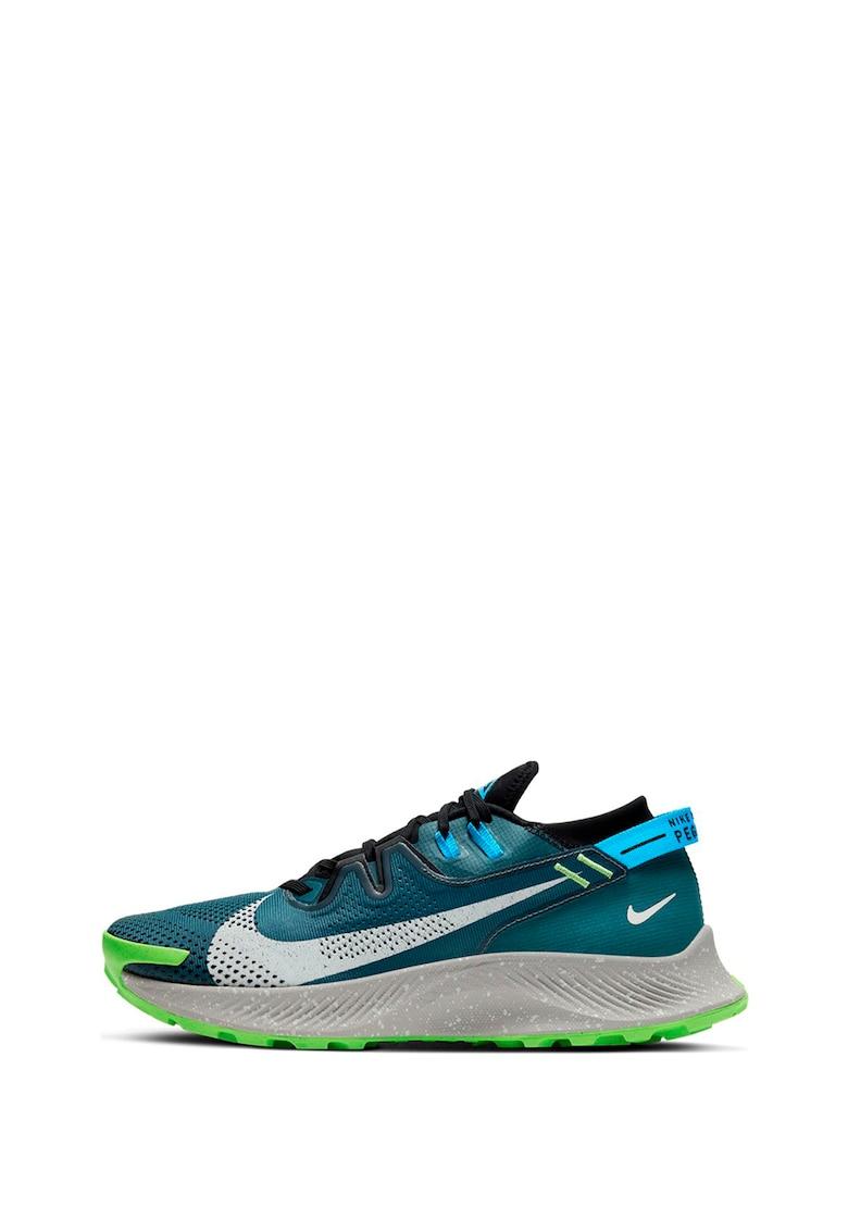 Pantofi cu talpa cu pete decorative - pentru alergare Pegasus Trail 2 imagine