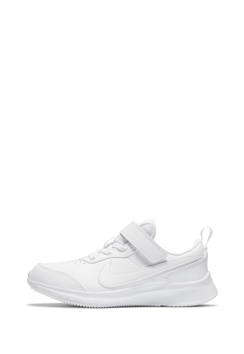 Pantofi sport de piele cu velcro Varsity