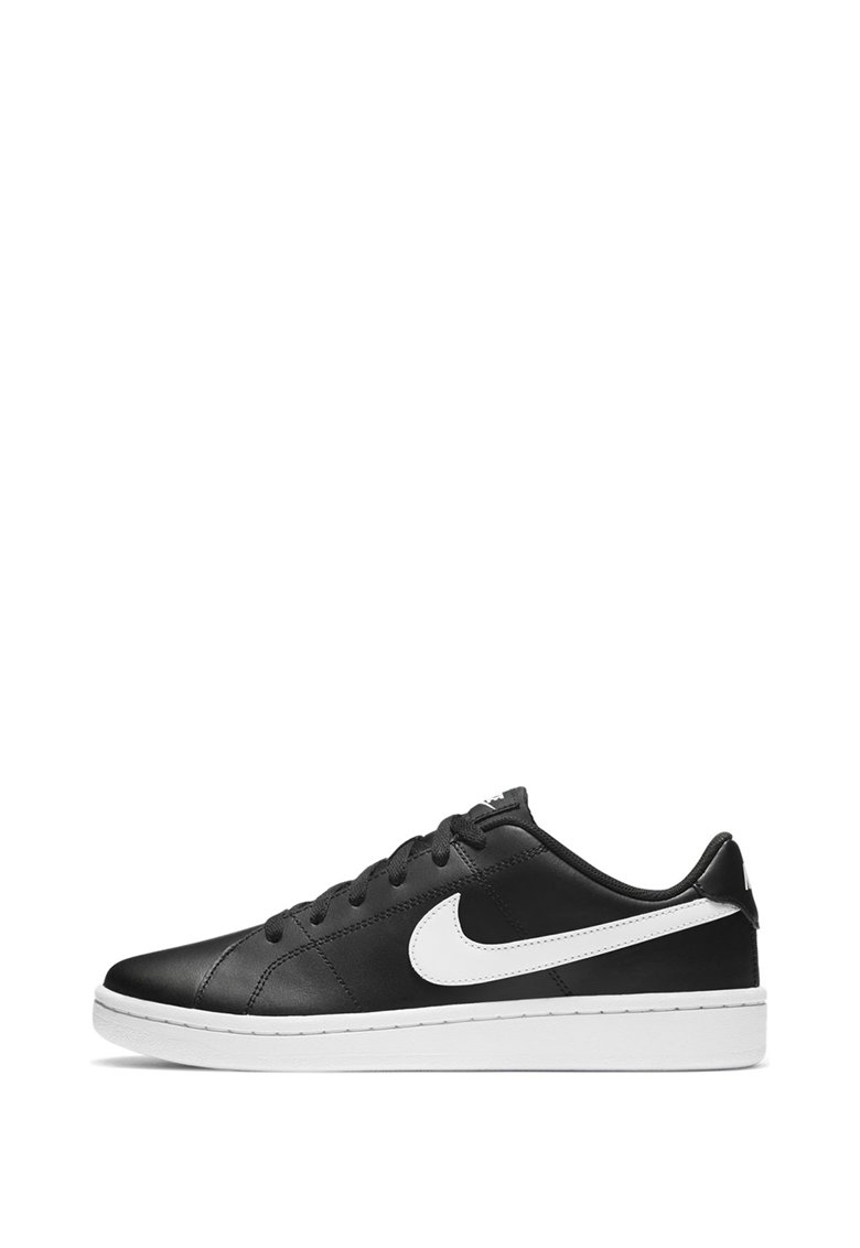 Pantofi sport de piele cu logo Court Royale 2 imagine