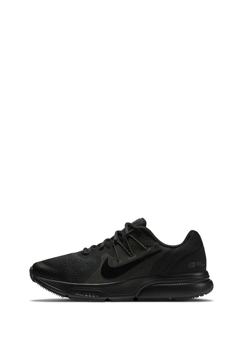 Pantofi de plasa cu detalii peliculizate - pentru alergare Zoom Span imagine