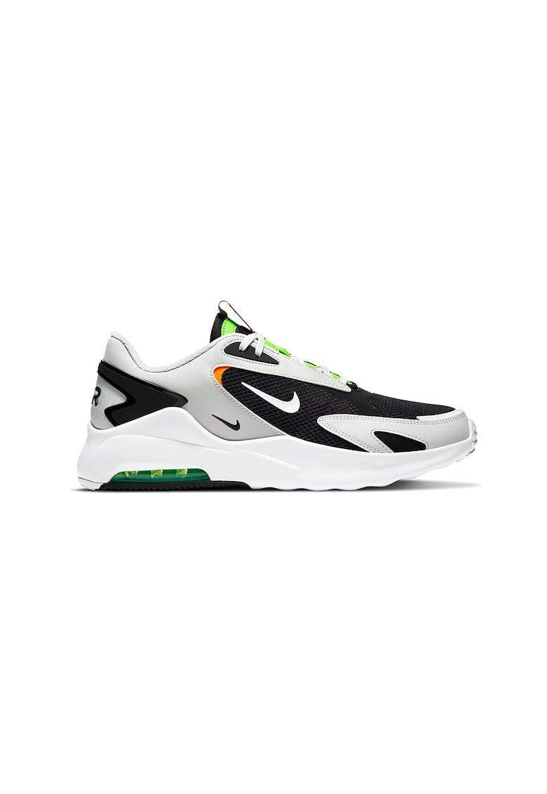 Pantofi sport cu insertii de piele ecologica Air Max Bolt imagine