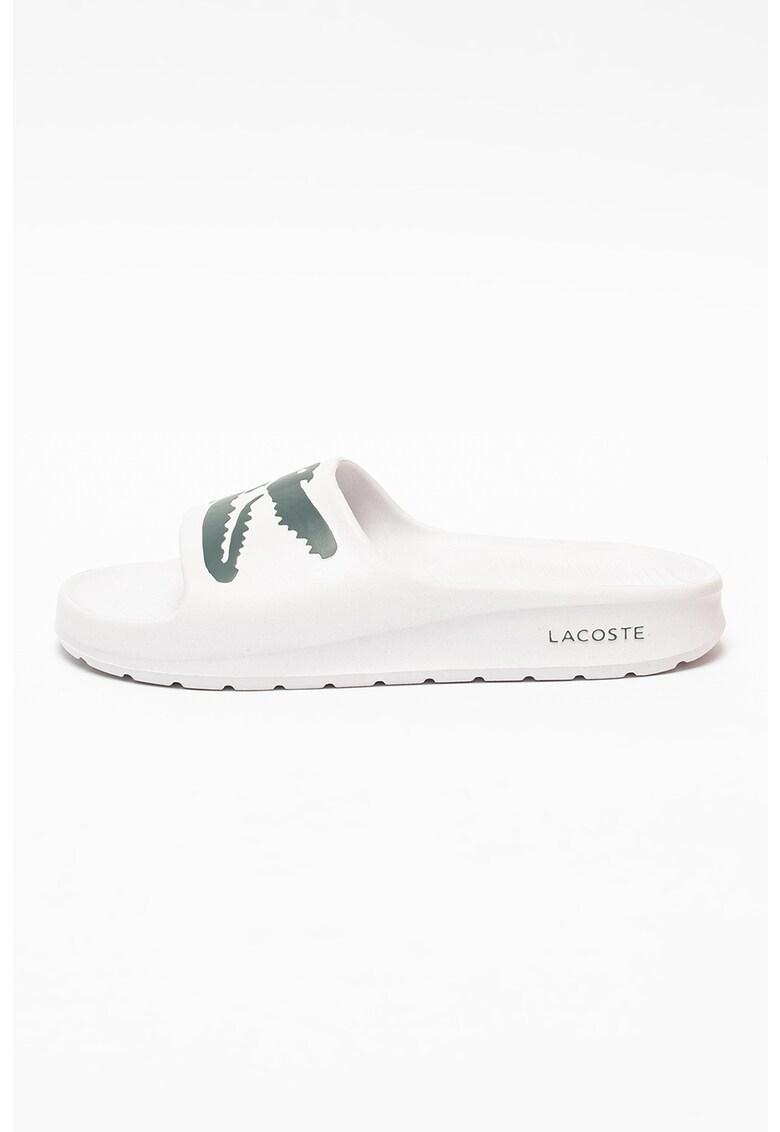 Papuci Croco 2.0 imagine fashiondays.ro Lacoste
