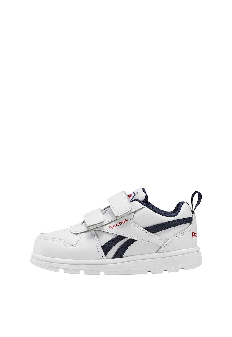 Reebok Pantofi sport de piele ecologica cu velcro Royal Prime 2.0