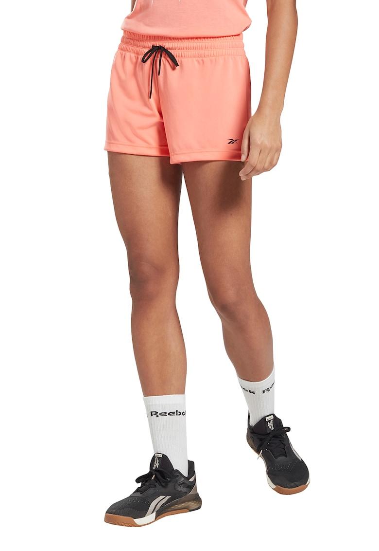 Pantaloni scurti cu slituri laterale - pentru fitness WOR