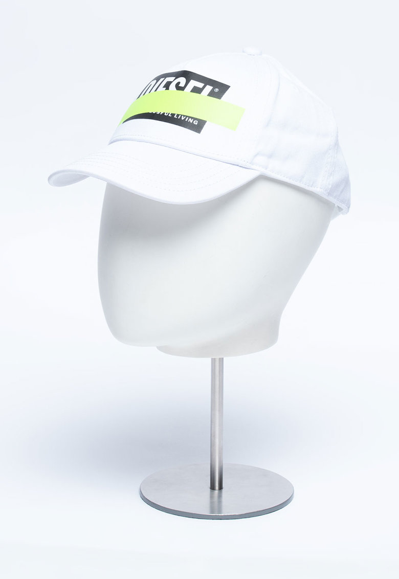 Sapca ajustabila cu logo Diesel fashiondays.ro