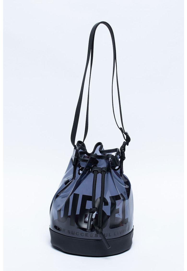 Geanta bucket cu logo poza fashiondays