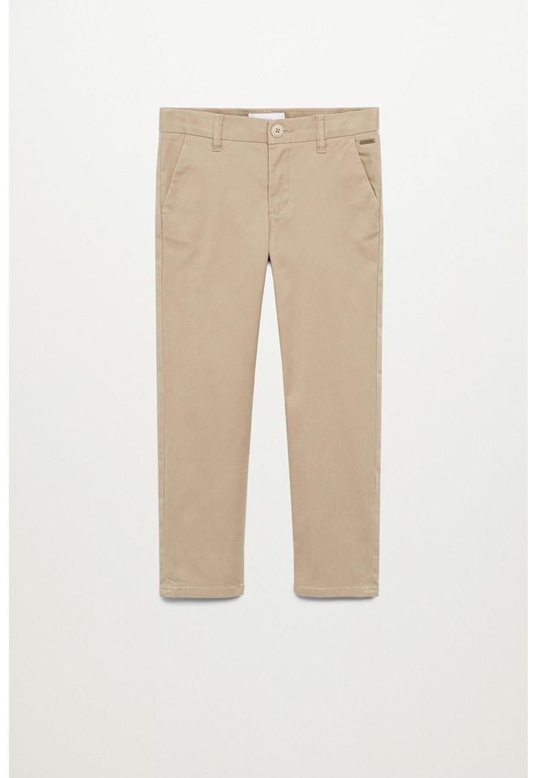 Pantaloni chino slim fit Piccolo imagine
