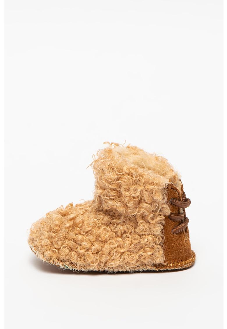 Botosei cu captuseala de lana Kaylee imagine promotie