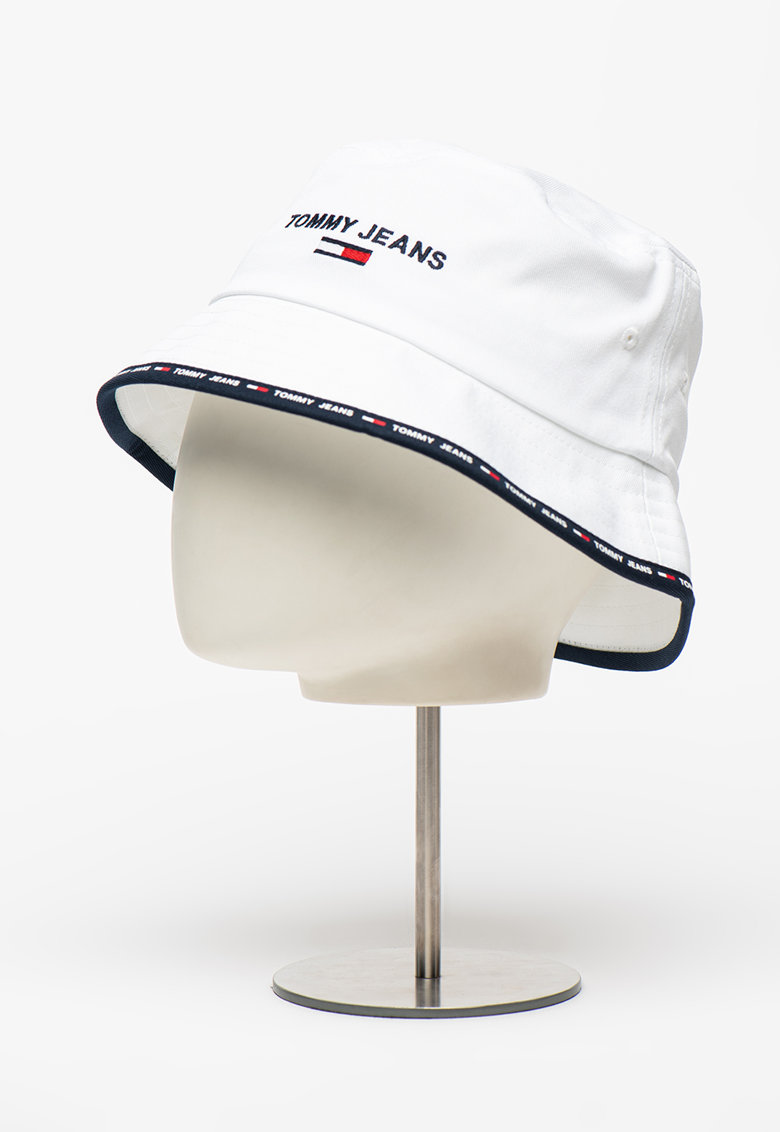 Tommy Jeans Palarie bucket de bumbac organic