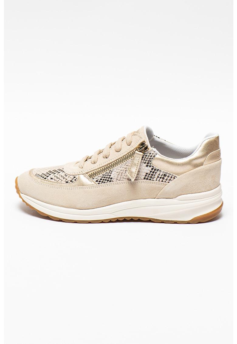 Pantofi sport cu insertii de piele Airell