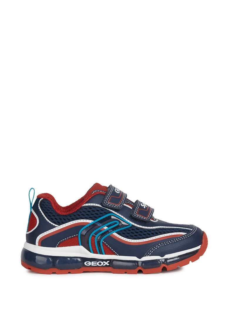 Geox Pantofi sport cu benzi velcro