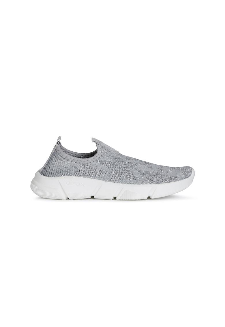 Pantofi sport slip-on de material textil