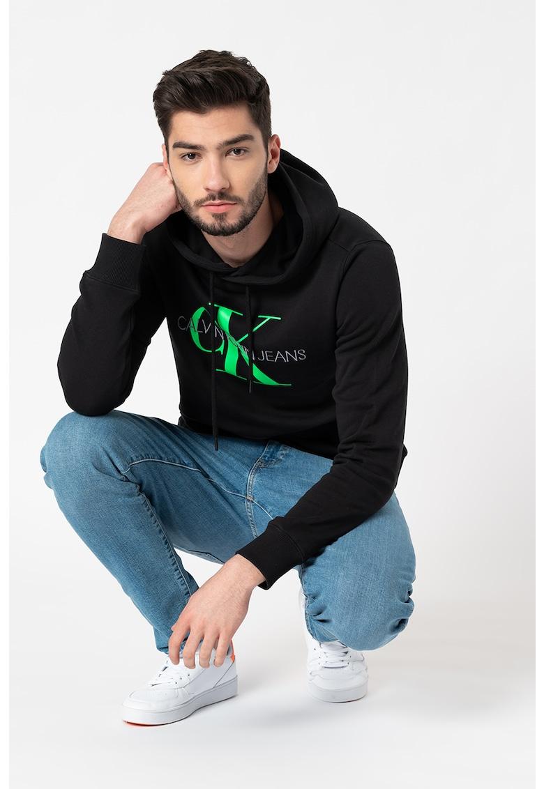 CK JEANS - Hanorac regular fit cu imprimeu logo fashiondays.ro