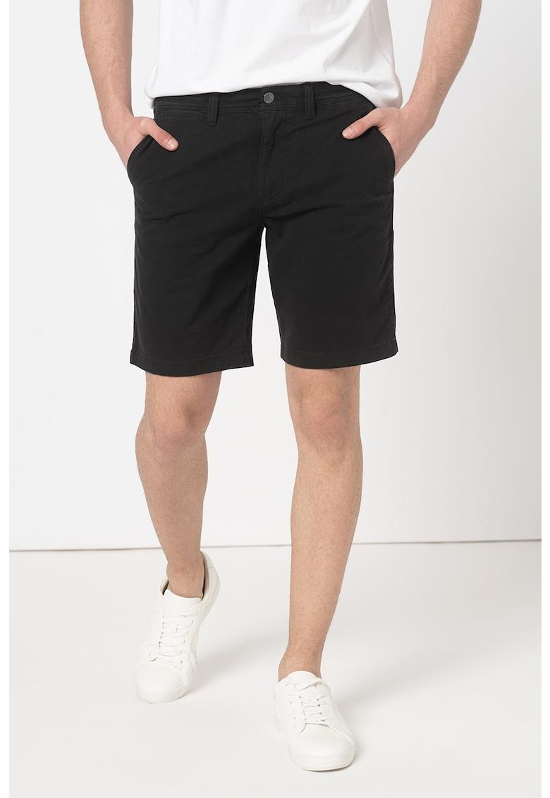 Pantaloni scurti chino cu buzunare imagine