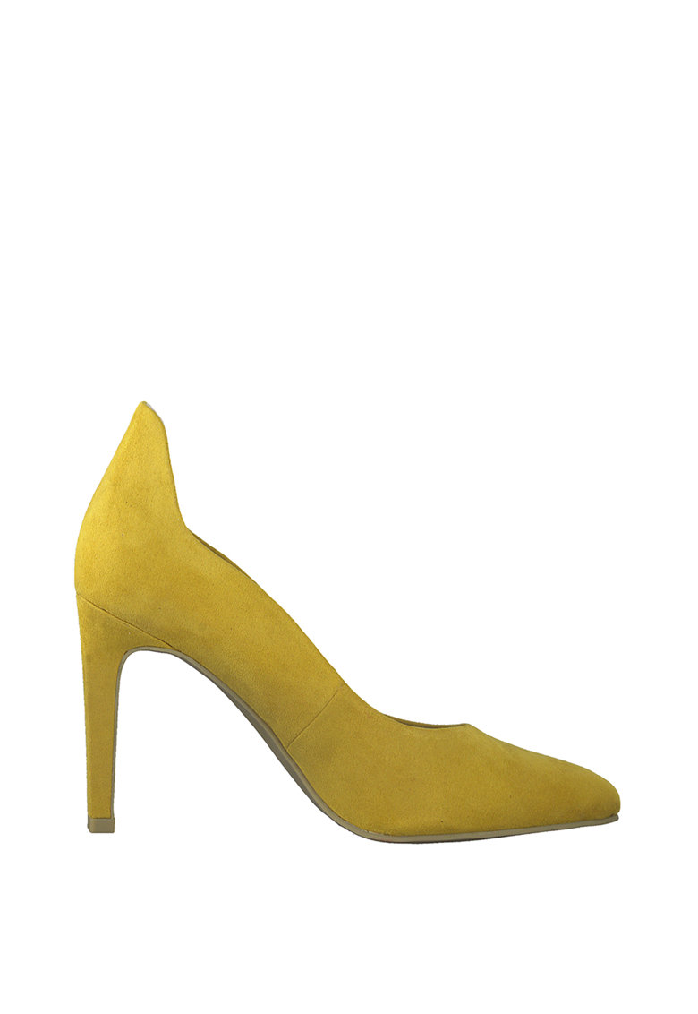 Pantofi cu toc inalt si varf ascutit poza fashiondays