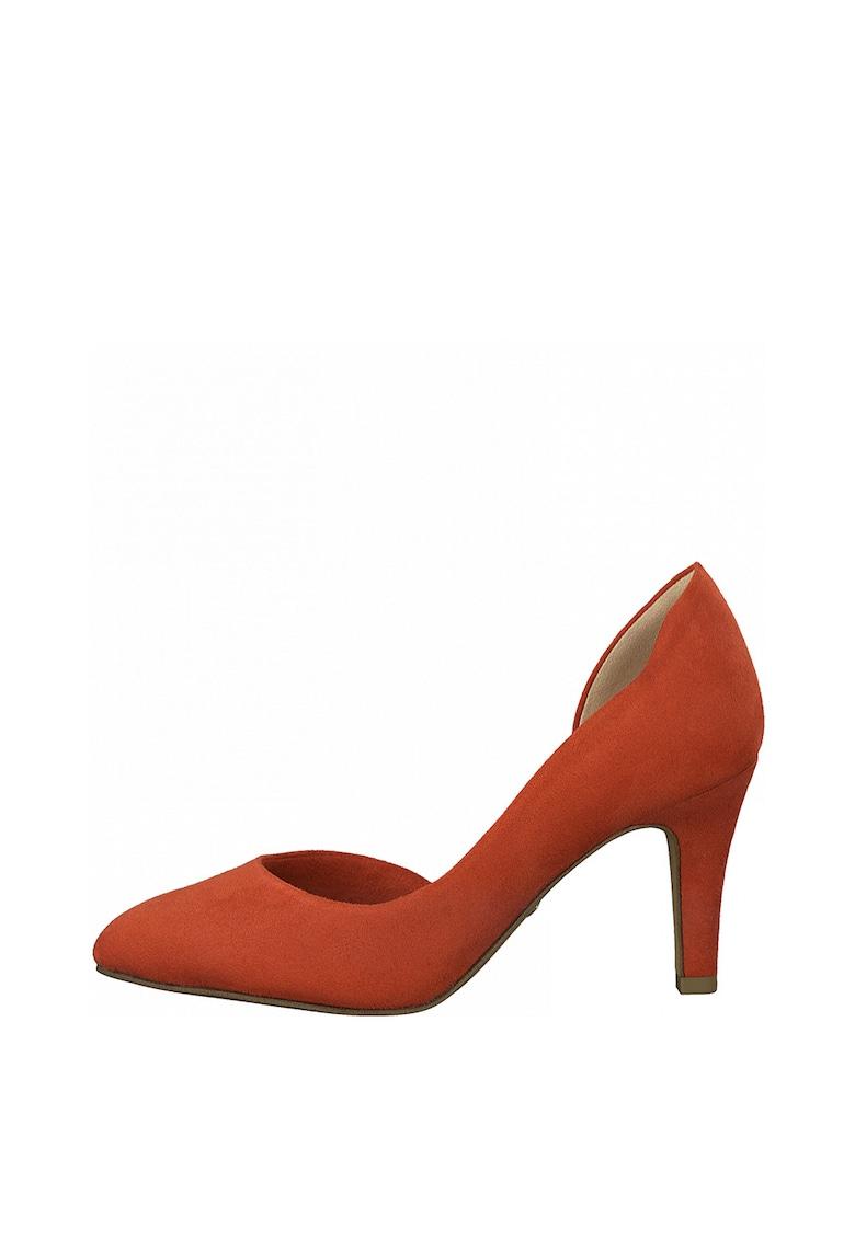 Pantofi cu varf migdalat imagine