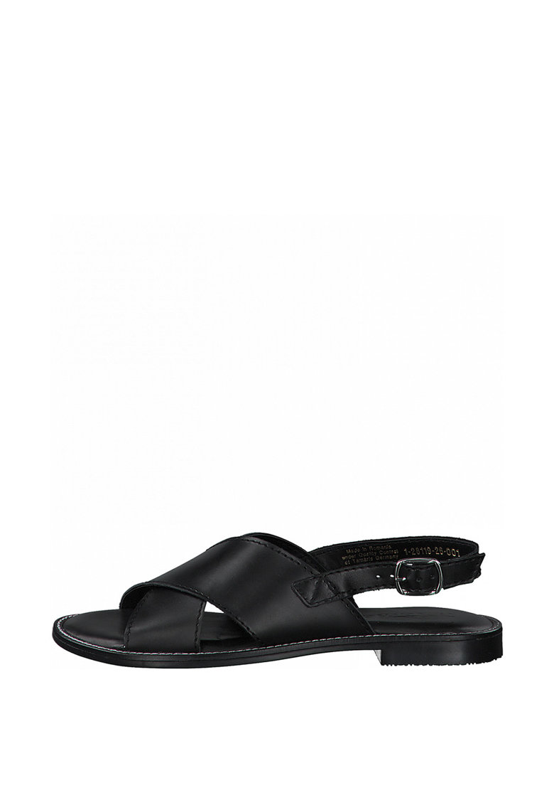 Sandale slingback de piele fashiondays.ro