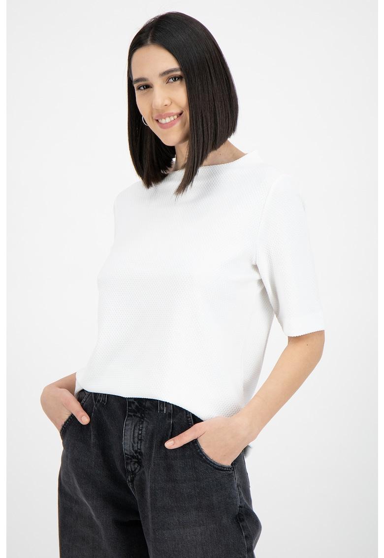 Bluza lejera cu aspect texturat imagine promotie