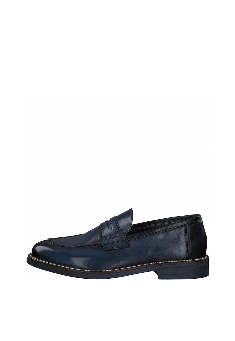 Pantofi loafer de piele imagine