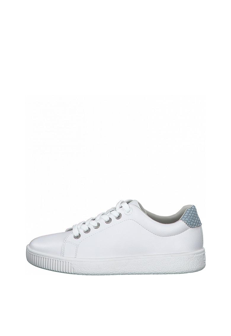 Pantofi sport din piele ecologica cu amortizare s.Oliver fashiondays.ro