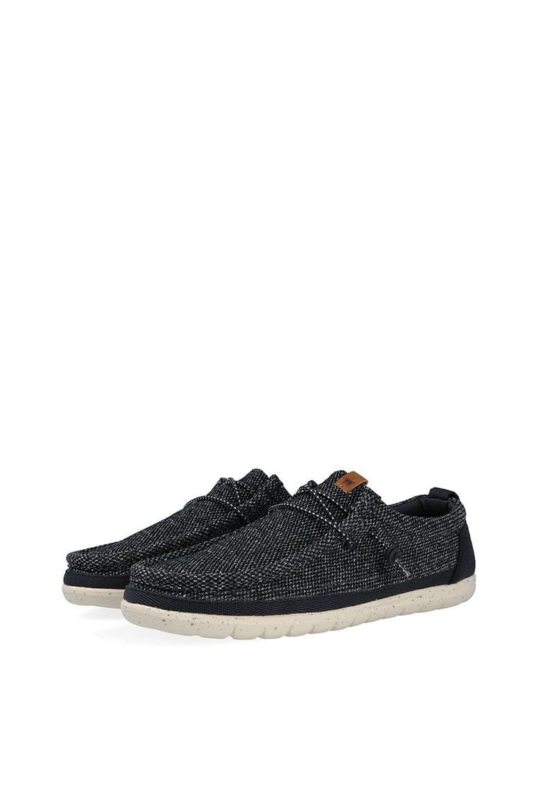 Wrangler Pantofi casual de material textil cu spuma cu memorie Wallabee