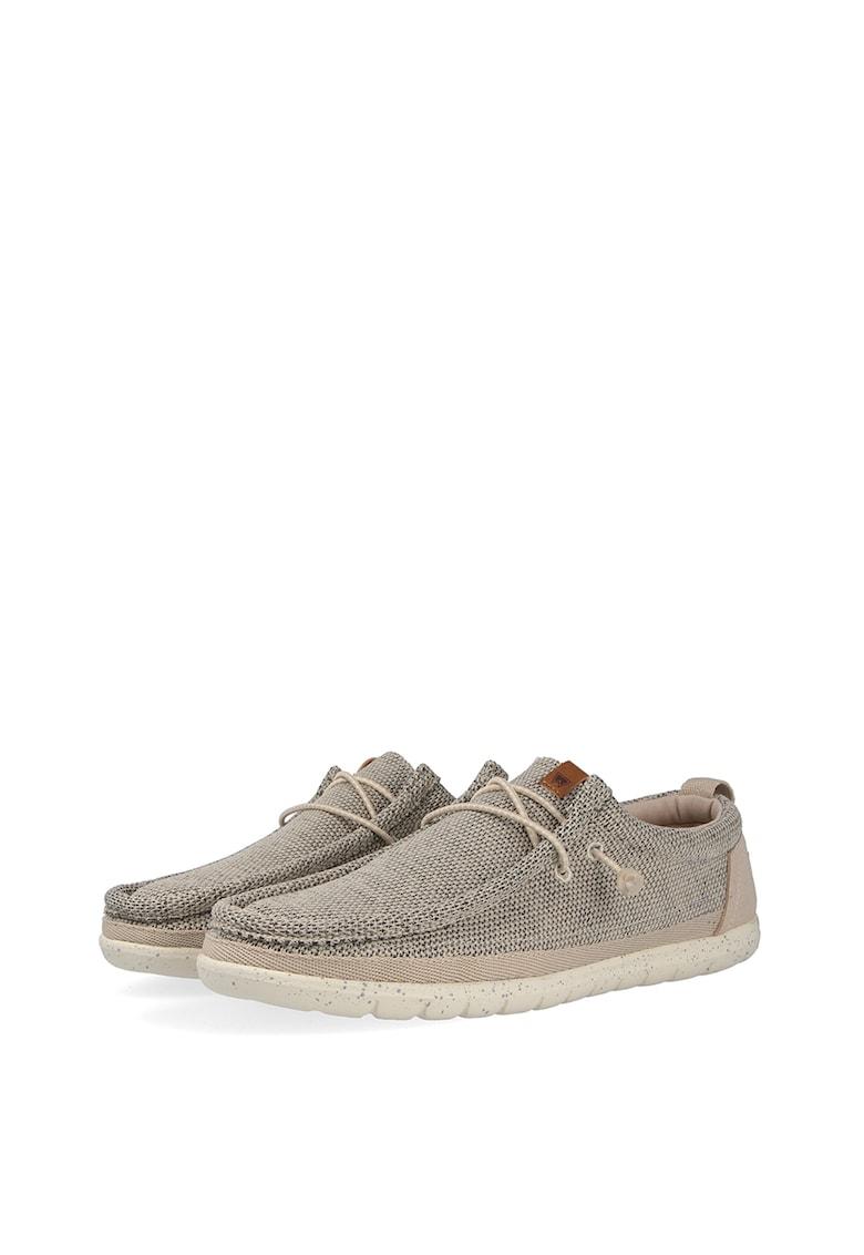 Wrangler Pantofi casual de material textil cu spuma cu memorie Kohala Wallabee