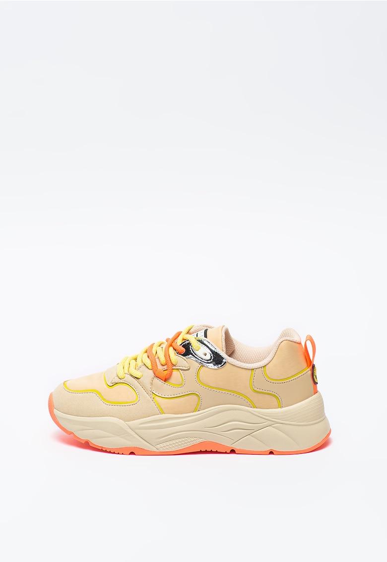 Pantofi sport wedge Celest imagine