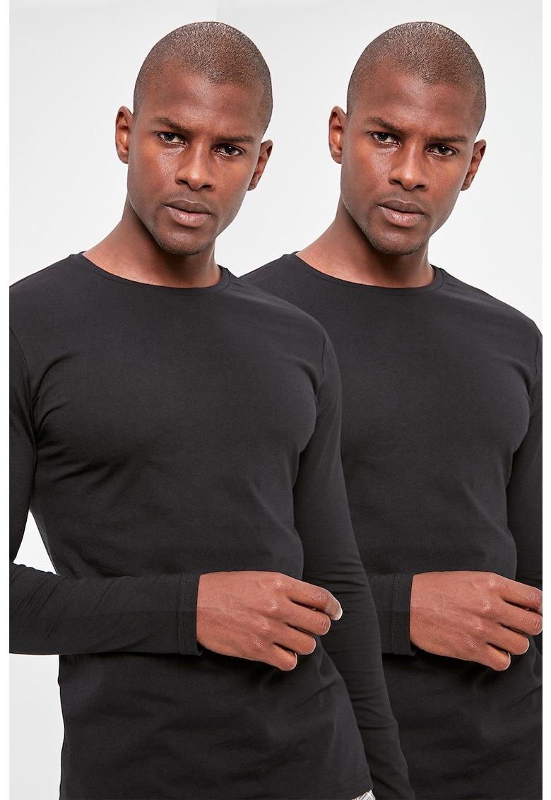 Set de bluze de bumbac - 2 piese imagine